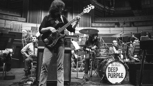 Deep Purple will mark half-a-century of making music in 2018