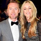 Ronan Keating and Storm Uechtritz have welcomed a baby boy.