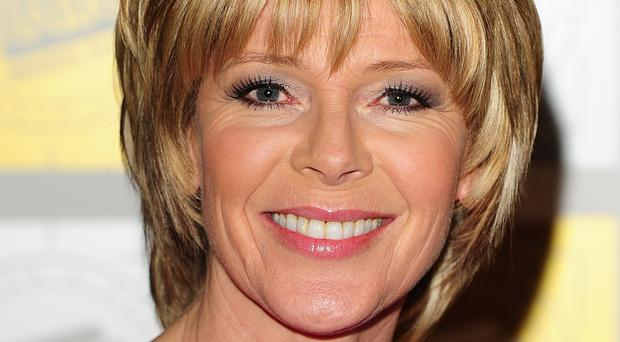 Loose Women host Ruth Langsford.