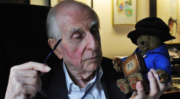 Michael Bond has died at 91 (Nick Ansell/PA)