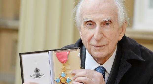 Michael Bond (John Stillwell/PA)