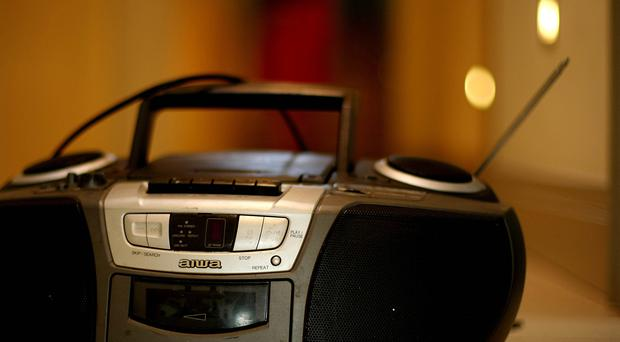 Radio (Julien Behal/PA)