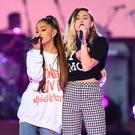 Hit: Miley Cyrus with Ariana Grande