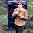 Deborah Watling playing Victoria Waterfield in Doctor Who