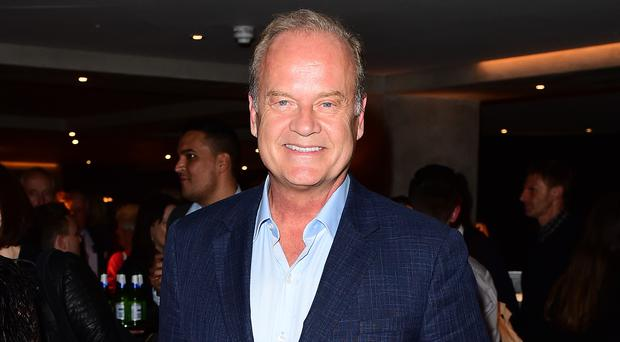 Kelsey Grammer to make London stage debut in musical (Ian West/PA)