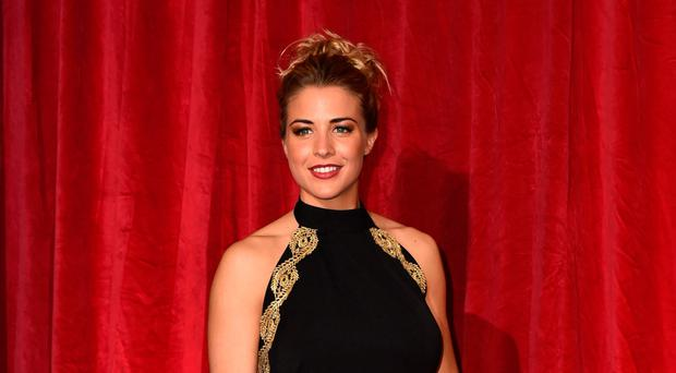Gemma Atkinson will compete in Strictly