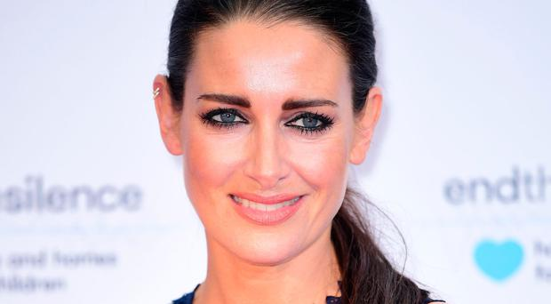 Kirsty Gallacher has been arrested and charged with drink-driving