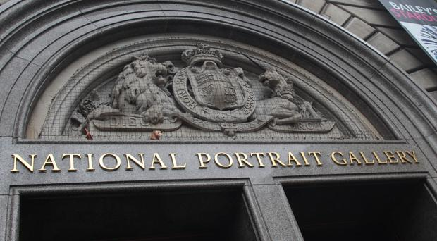 The National Portrait Gallery in London (Andrew Gray/PA)