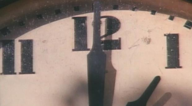The Clock by Christian Marclay (Christian Marclay/White Cube, London and Paula Cooper Gallery, New York)