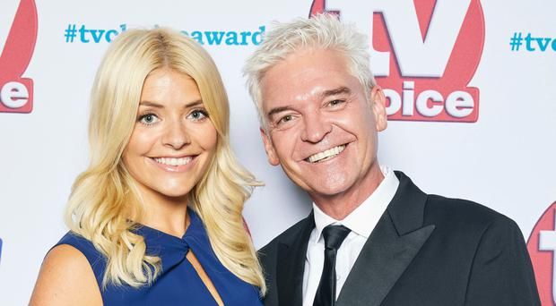 Daunting: Holly Willoughby