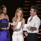David Walliams, Alesha Dixon, Amanda Holden and Simon Cowell