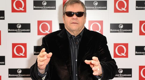 Meat Loaf to tour UK