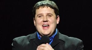 Pictured: Peter Kay