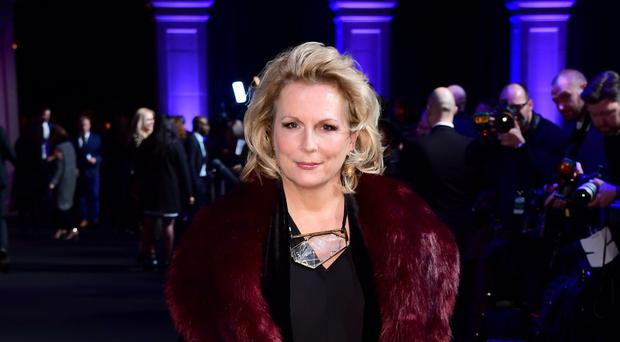 Jennifer Saunders plays Miss Dandy in Grandpa's Great Escape (Ian West/PA)