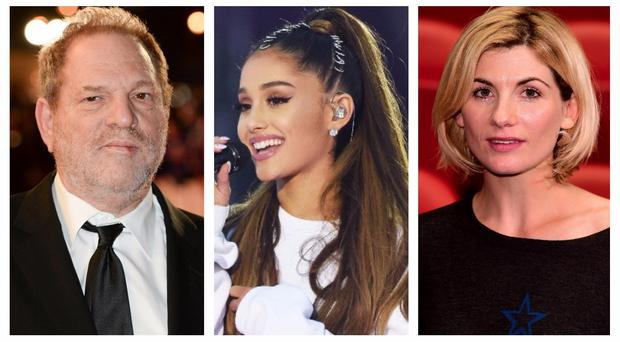 The biggest entertainment stories of 2017