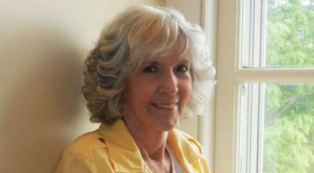 Sue Grafton.