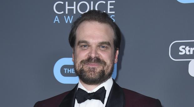 David Harbour (Jordan Strauss/AP)
