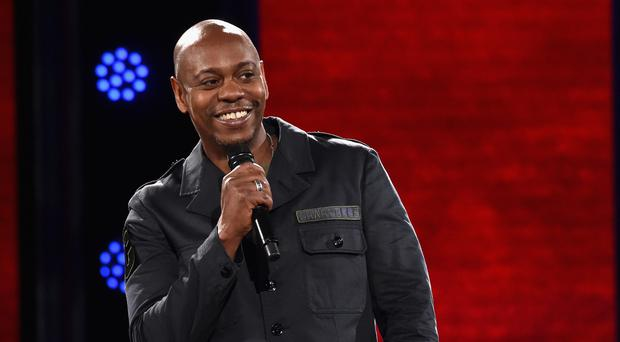 Dave Chappelle will perform in London on February 2, 3 and 4 (Lester Cohen/Netflix)