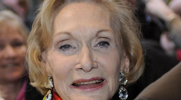 Dame Sian Phillips wins lifetime achievement award (Rebecca Naden/PA)