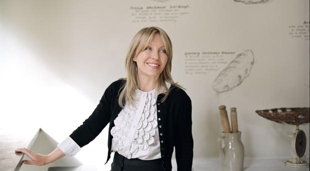 Kirsty Young says she has to take a walk afterwards (Abigail Zoe Martin/BBC)