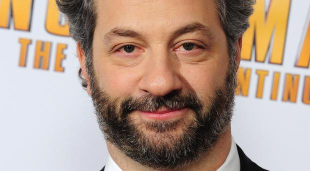 Judd Apatow tweeted after Diane Keaton's show of support for Woody Allen (Ian West/PA)