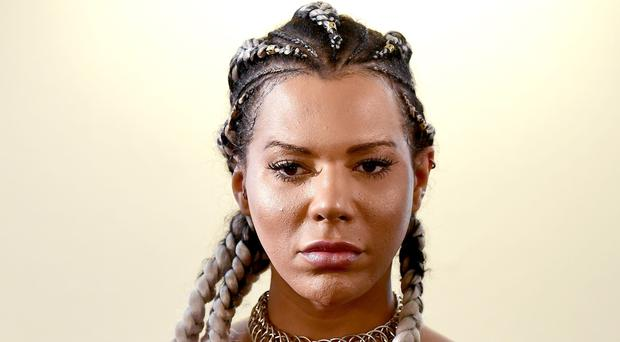 Munroe Bergdorf was sacked by L'Oreal over a Facebook post (Ian West/PA)