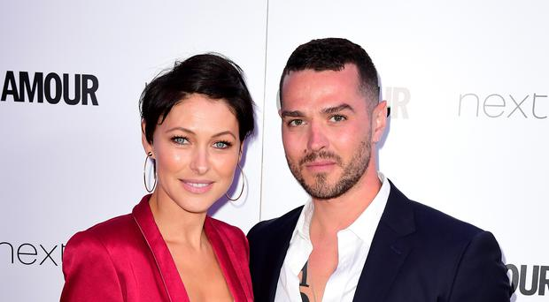 Emma and Matt Willis (Ian West/PA)