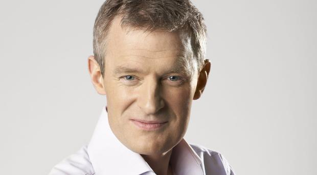 Radio 2 presenter Jeremy Vine (Lorenzo Agius/BBC)