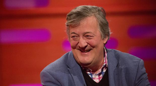 Stephen Fry has spoken about his mental illness (PA)