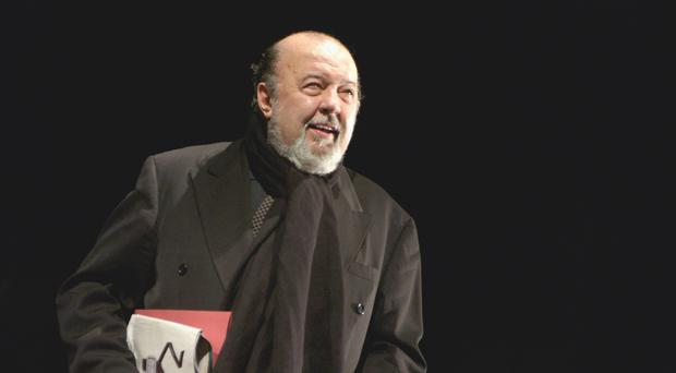 Sir Peter Hall (RSC)