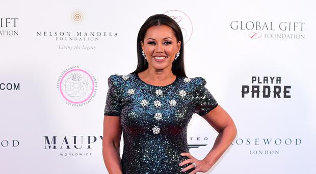 Vanessa Williams is the honorary chair of Global (Ian West/PA)