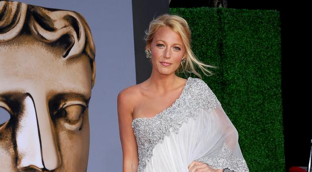 Blake Lively (Lionel Hahn/PA)