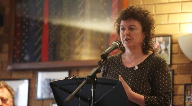 Poet Laureate Carol Ann Duffy, who is one of the female artists involved in a new tribute to the Bronte sisters (ODA/PA)