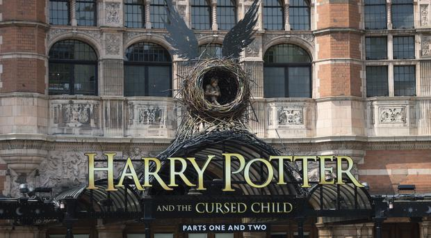 Harry Potter and the Cursed Child is up for 10 Tony Awards.