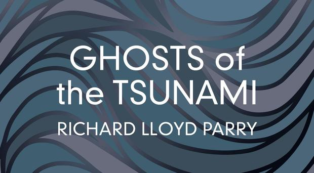Ghosts Of The Tsunami is labelled the definitive book on the quake (Rathbones)