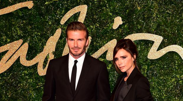 David Beckham made British Fashion Council ambassador