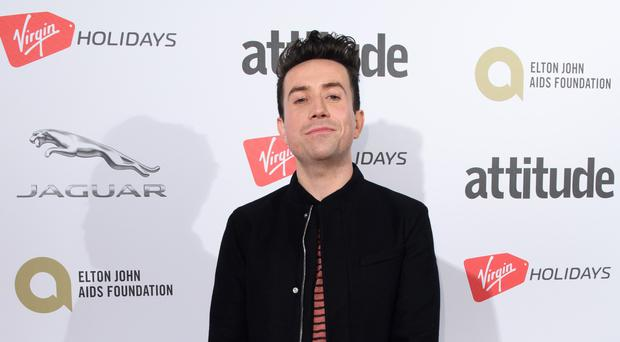 Nick Grimshaw has seen a drop in his Radio 1 breakfast show listeners (Jonathan Hordle/PA)