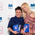 Polish author Olga Tokarczuk (left) pictured with translator Jennifer Croft after winning the Man Booker International prize 2018, (Matt Crossick/PA)