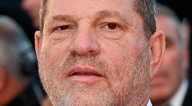 Disgraced movie executive Weinstein
