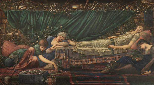 The Edward Burne-Jones collection is sure to be a big hit (Tate/PA)