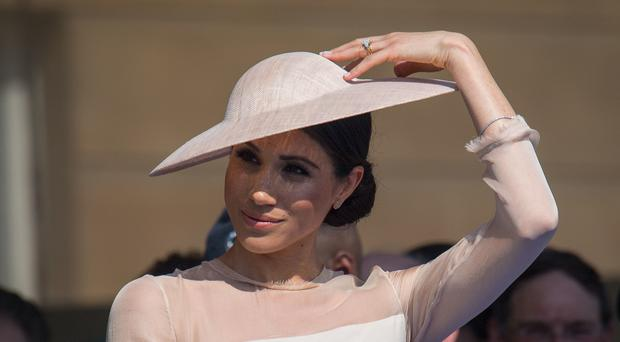 Vogue says the Duchess of Sussex captured the public's imagination this year (Dominic Lipinski/PA)