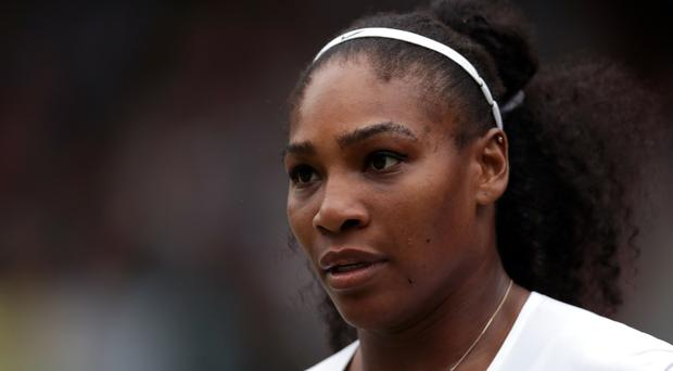 Serena Williams 'still has to deal with' trauma of difficult birth (Adam Davy/PA)