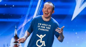Britain's Got Talent winner Lost Voice Guy (Tom Dymond/Syco/Thames/PA)