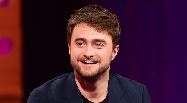 Daniel Radcliffe will star in The Lifespan Of A Fact (Ian West/PA)
