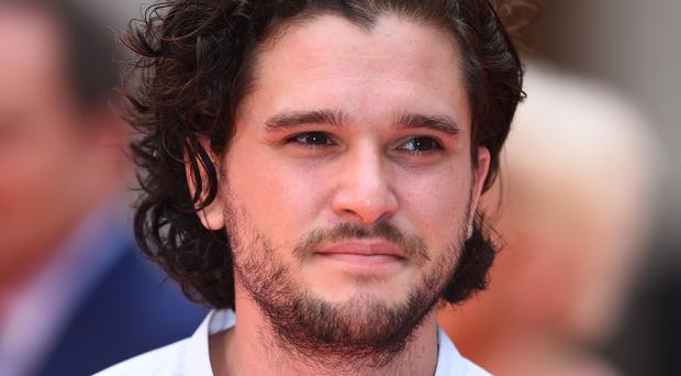 Harington will perform alongside singer and actor Johnny Flynn (Matt Crossick/PA Images)
