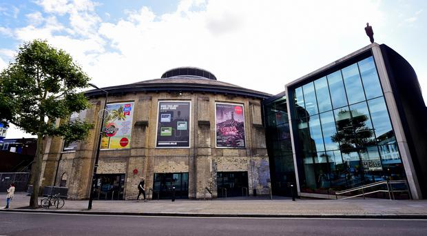 The Roundhouse is to become a creative hub for young people. (Ian West/PA)