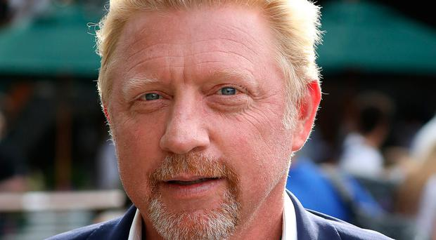 Apologies: Boris Becker