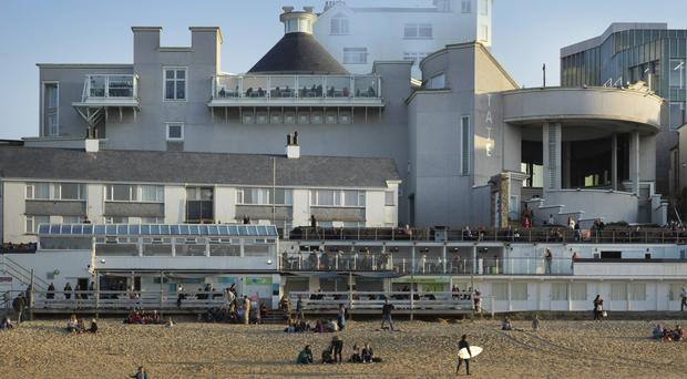 Tate St Ives wins Art Fund Museum of the Year £100,000 prize (Tate/PA)