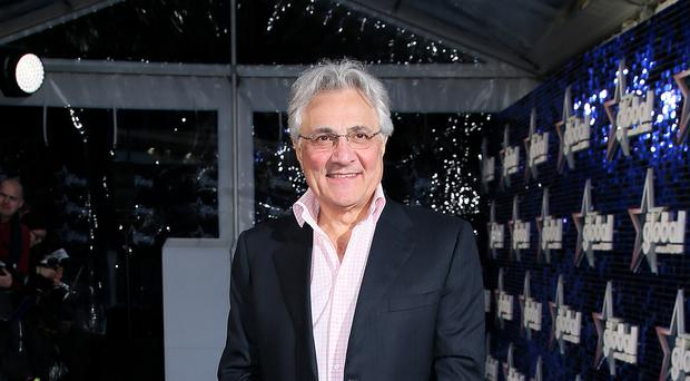 John Suchet needed emergency treatment during charity climb in Peru. (Joel Ryan/PA)