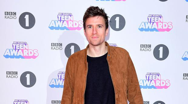 Greg James will take over from Nick Grimshaw (Ian West/PA)